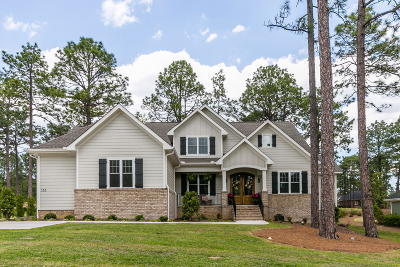 Pinehurst Single Family Home Active/Contingent: 151 National Drive