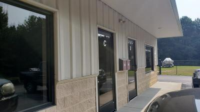 Commercial Lease For Lease: 105 Parkway Drive #C