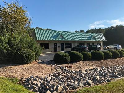 Moore County Commercial For Sale: 105 Parkway Drive #C-D