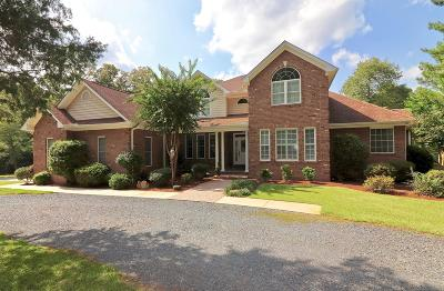 Whispering Pines Single Family Home For Sale: 257 Tucker Road