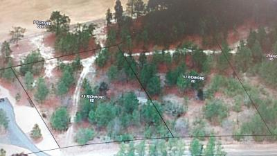Foxfire Residential Lots & Land For Sale: 44 Richmond Road