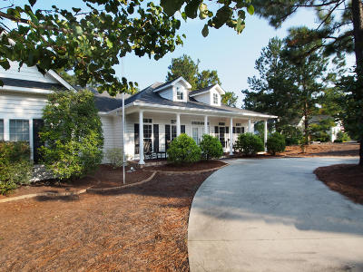 Moore County Single Family Home For Sale: 985 S Diamondhead Drive