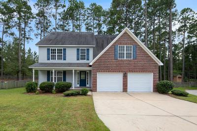 Sanford Single Family Home For Sale: 3385 Carolina Way