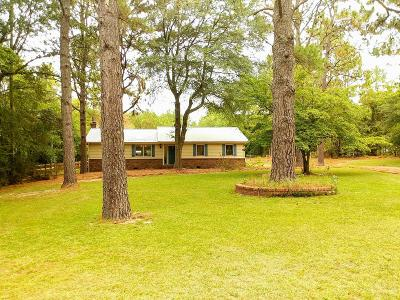 Pinebluff, Aberdeen Single Family Home For Sale: 416 Foxfire Road