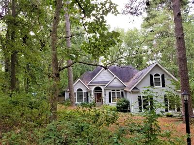 Southern Pines NC Rental For Rent: $1,895
