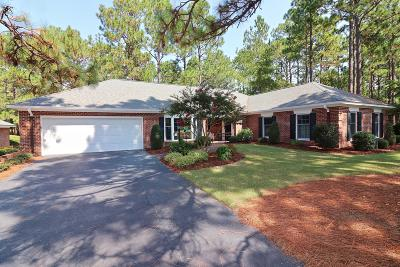 Southern Pines NC Single Family Home For Sale: $320,000