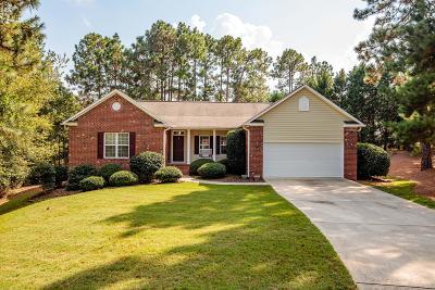 Pinehurst Single Family Home For Sale: 14 Grayson Lane