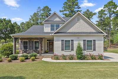 Southern Pines NC Single Family Home For Sale: $368,000