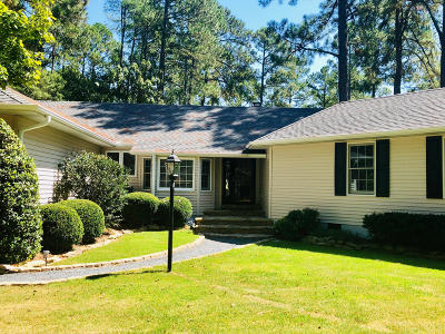Pinehurst Single Family Home For Sale: 8 Apawamis Road