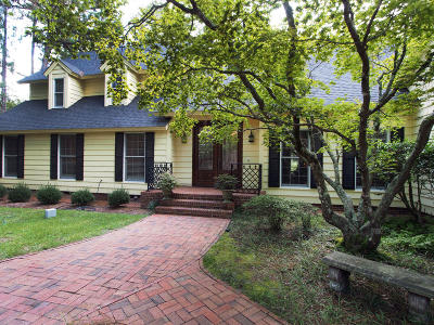 Pinehurst Single Family Home For Sale: 195 Quail Hollow Drive