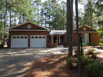 Pinehurst Single Family Home For Sale: 1230 St Andrews Drive