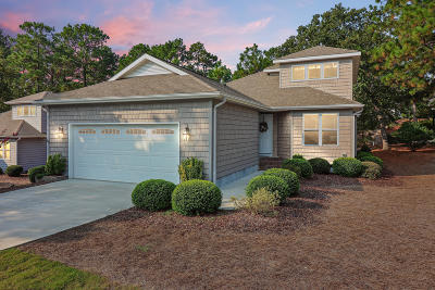 Pinehurst Single Family Home For Sale: 38 Westlake Pointe Drive