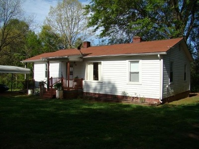 Single Family Home Sold: 167 Flack Rd