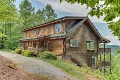 Bostic Single Family Home For Sale: 1027 Mountain Lookout Drive