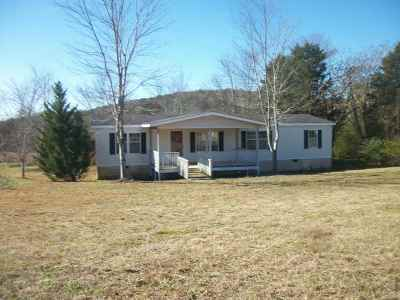 Rutherfordton NC Single Family Home Sold: $43,652