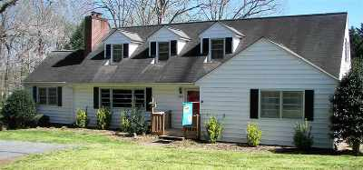 Rutherfordton Single Family Home For Sale: 164 Freeman St