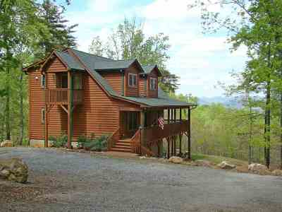 Single Family Home Leased: 286 Mountain Lookout Drive