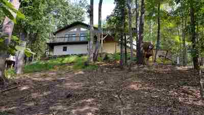 Lake Lure Single Family Home For Sale: 353 Buzzards Place