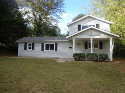 Rutherfordton Single Family Home Cont W/Due Diligence: 128 Pine St