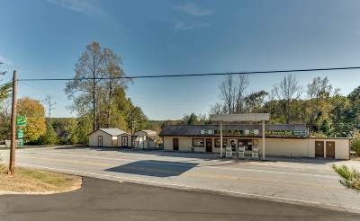 Rutherfordton Commercial For Sale: 4305 Us 64/74a Hwy