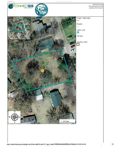 Residential Lots & Land For Sale: 154 Hill Street