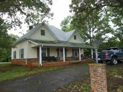 Rutherfordton, Bostic, Ellenboro, Forest City Single Family Home For Sale: 481 Vance Street