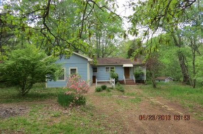 Rutherfordton Single Family Home For Sale: 3439 U.s. Hwy.64