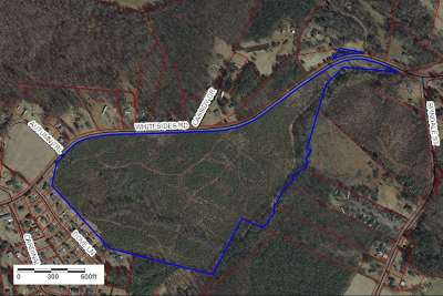 Rutherfordton, Bostic, Forest City, Spindale Residential Lots & Land For Sale: Whitesides Road