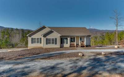 Lake Lure Single Family Home For Sale: 419 Mountain Way