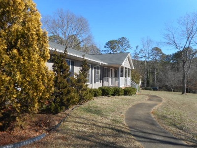 Rutherfordton NC Single Family Home Sold: $114,900
