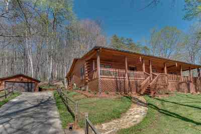 Lake Lure Single Family Home For Sale: 544 Starling Road
