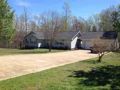 Rutherfordton Single Family Home Cont W/Due Diligence: 212 Bent Tree Drive