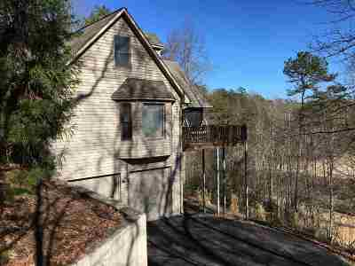 Lake Lure Single Family Home Cont W/Due Diligence: 260 Stayment Court