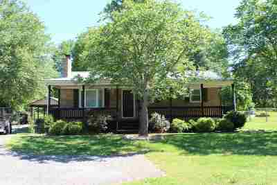 Rutherfordton Single Family Home For Sale: 1167 Us 221 S Highway