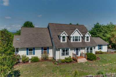 Rutherfordton Single Family Home For Sale: 202 Wild Turkey Lane