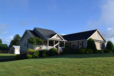 Ellenboro Single Family Home For Sale: 250 Pilgrim Rd