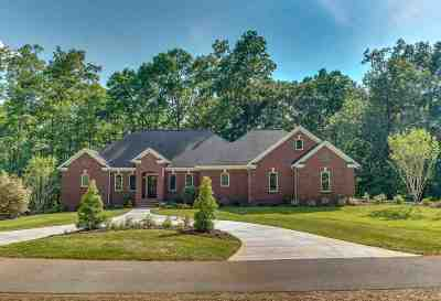 Rutherfordton Single Family Home For Sale: 1322 Baber Rd