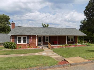 Spindale Single Family Home For Sale: 144 Yelton St.