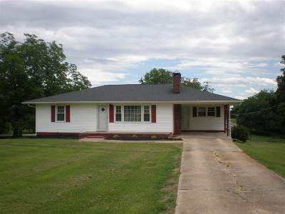 Ellenboro Single Family Home Back On Market: 890 Old Us 74 Highway