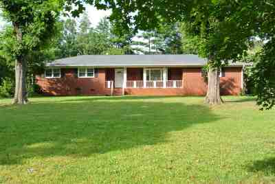 Forest City Single Family Home Cont W/Due Diligence: 1121 Oakland Road