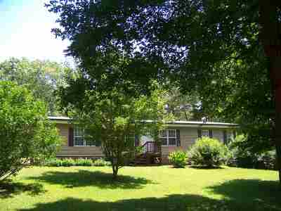 Rutherfordton Single Family Home For Sale: 247 Matthews Church Rd