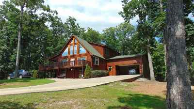 Bostic Single Family Home For Sale: 115 Mountain Springs