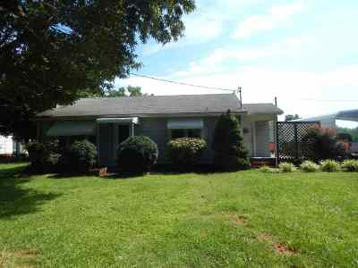 Rutherfordton Single Family Home For Sale: 124 Harris St.