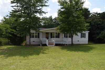 Rutherfordton Single Family Home Cont W/Due Diligence: 594 Turner Road