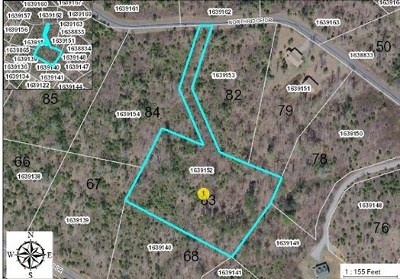Clearwater Creek Residential Lots & Land For Sale: Lot 83 Northridge Drive