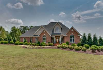 Forest City Single Family Home Cont W/Due Diligence: 132 Hawks Ridge Drive
