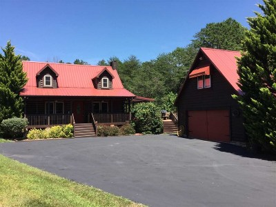 Forest City Single Family Home For Sale: 223 Richardson Creek Lane