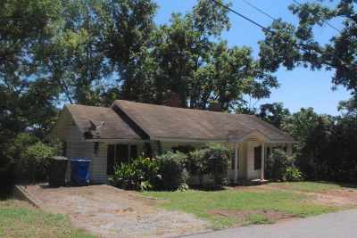Rutherfordton Single Family Home For Sale: 244 N Meridian