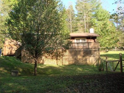 Lake Lure Single Family Home For Sale: 245 Mallard