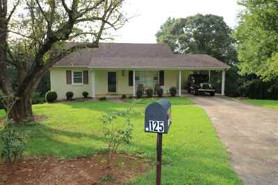 Spindale Single Family Home For Sale: 125 Bradkin Ln